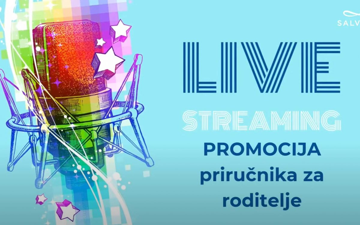 Live-streaming-promocija