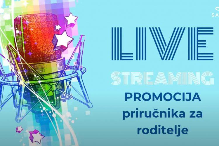 Live-streaming-promocija